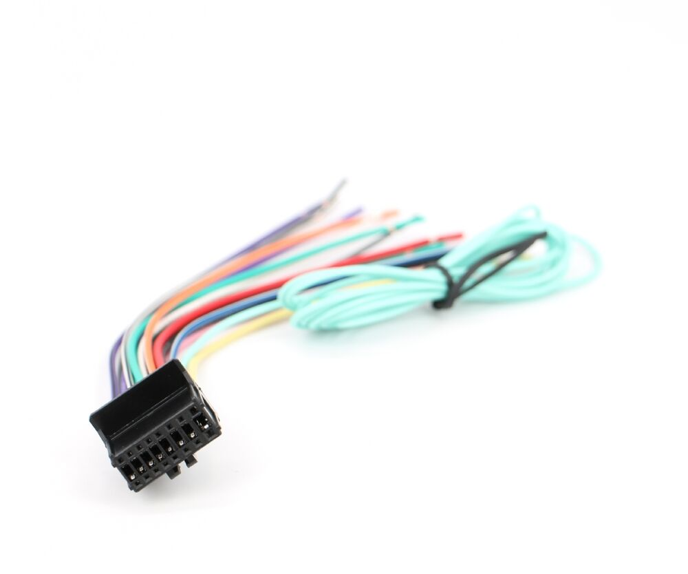hight resolution of xtenzi 16 pin radio wire harness for pioneer avh p2300dvd pioneer avic d3 wiring harness diagram