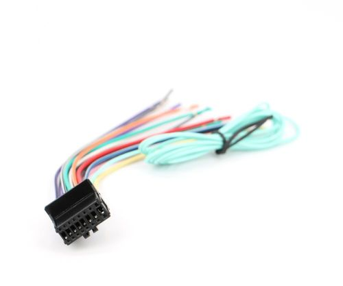 small resolution of xtenzi 16 pin radio wire harness for pioneer avh p2300dvd pioneer avic d3 wiring harness diagram