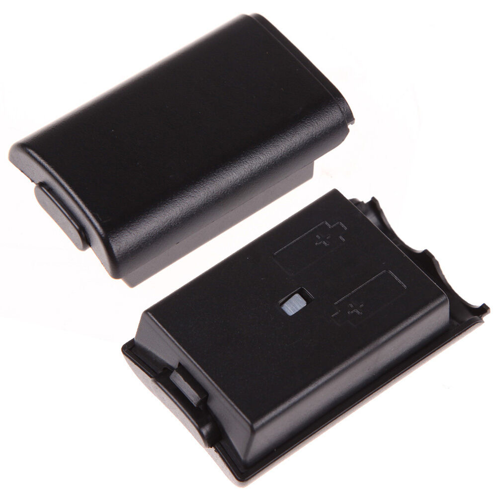 2x Wireless Controller Battery Back Cover Holder Pack Part