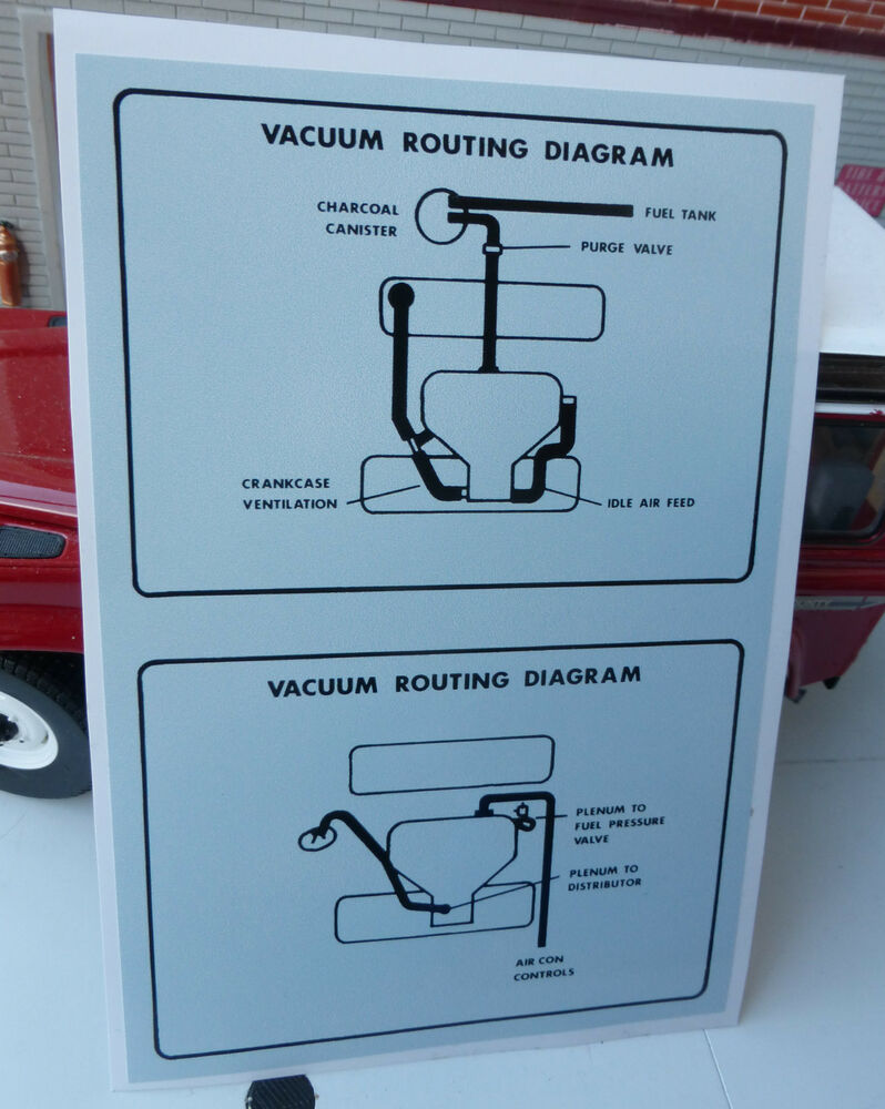 Land Rover Vacuum Diagram