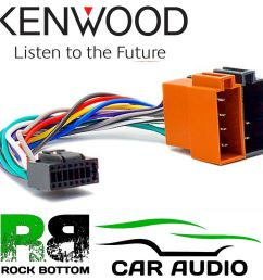 Kenwood 16 Pin Wire Harnes - kenwood 22 pin wiring harness ... on