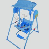 Baby Swing Rocker Rocking Chair Safe Seat Canopy Toddler ...