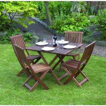 Outdoor Patio Furniture Table and Chairs
