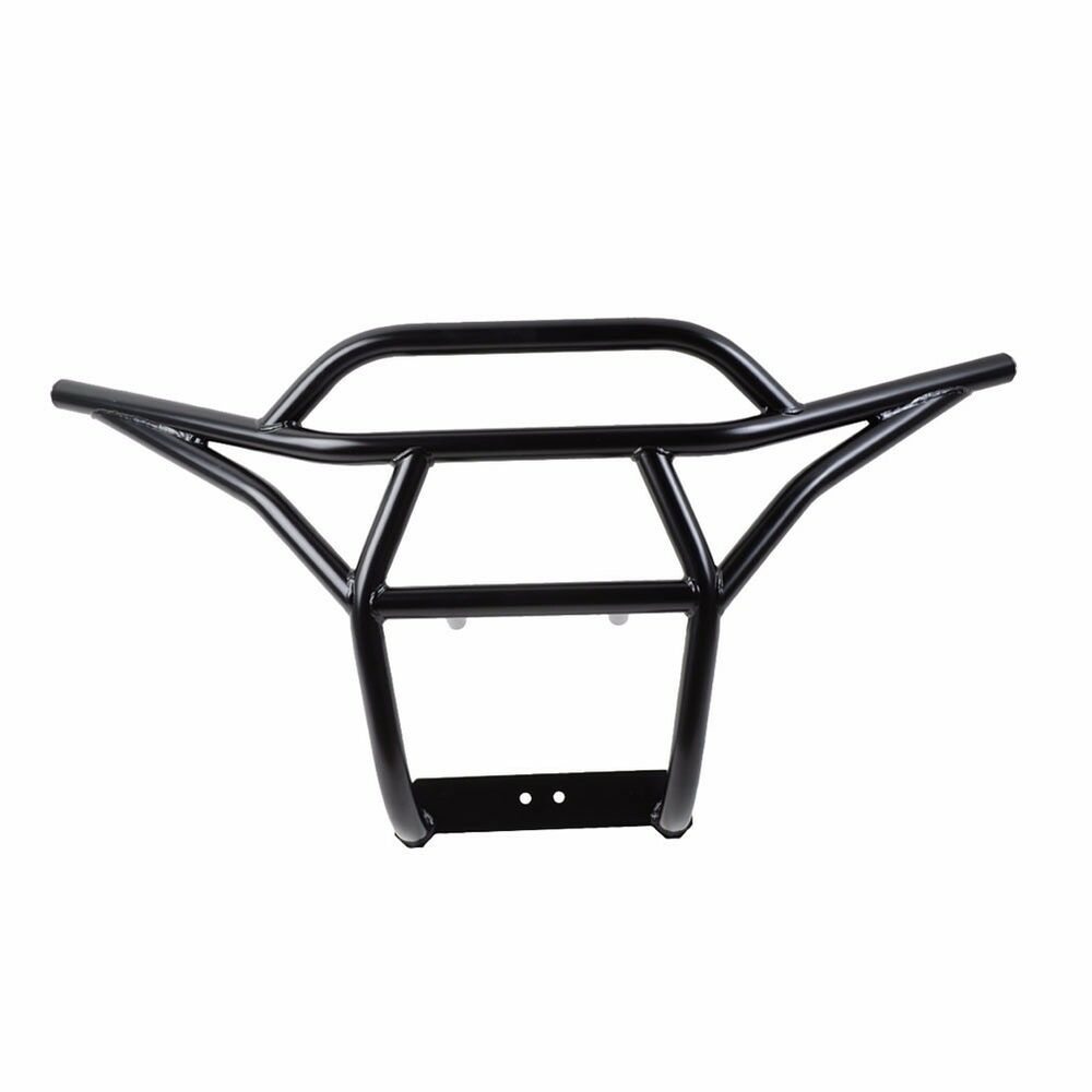 Dragonfire Racing Black UTV Front Bumper for Polaris RZR S