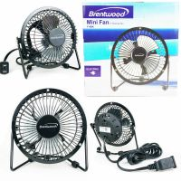 "Personal Desk Fan. Mini Fan Electric 4"" Personal Desk Fan"