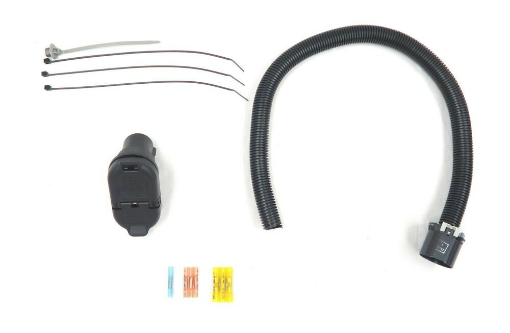 Chevy Colorado Trailer Wiring Harness