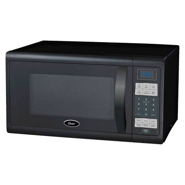 Oster 1.1 Cu. Ft. 1100 Watt Digital Microwave Oven - Black Ogzj1104