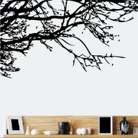 HOT Large Tree Branch Art Wall Stickers Mural Decal Room ...