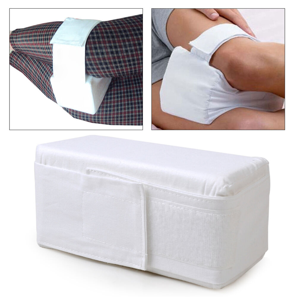 NEW Leg Rest Elevating Pillow Cushion Knee Back Pain Bed