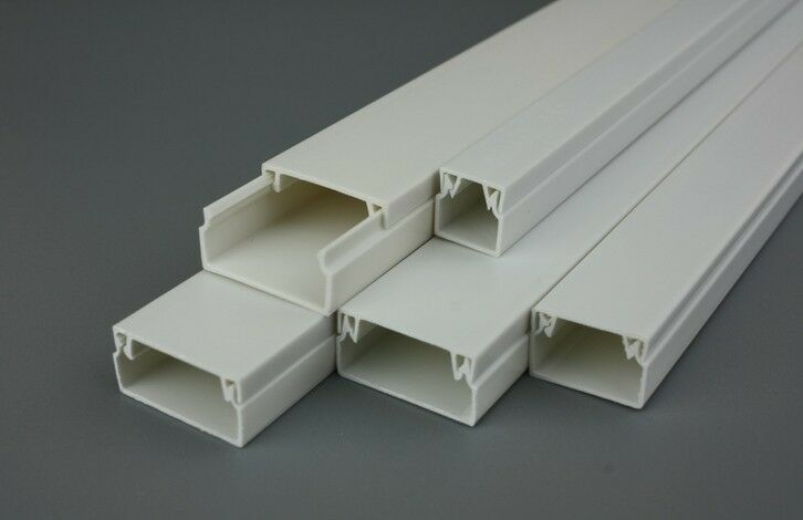 Self Adhesive Electrical Cable Trunking Wire Conduit