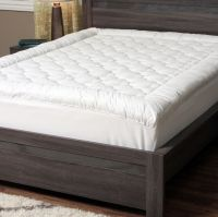 Hypoallergenic Mattress Cover Pillow Top Pad Cal King Size ...
