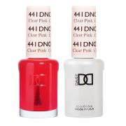 dnd daisy duo gel with matching nail
