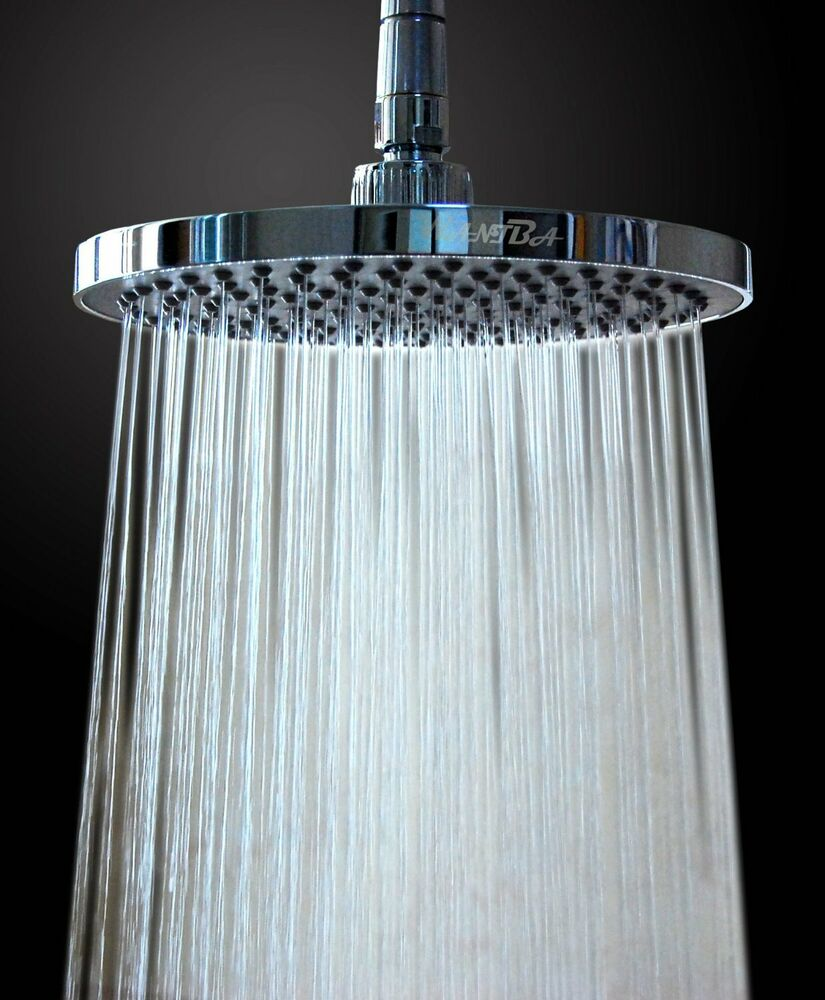 WantBa 8 Inches 157 Jets Rainfall Shower Head  eBay