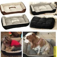 Stylish Pet Sofa Dog Bed House Home Kennel for Dogs Pet