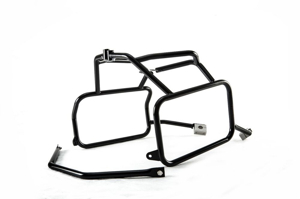 Brooks Pannier system Steel Rack for F800GS/F700GS