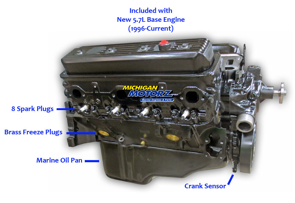 What Is A Base Marine Engine Ebasicpower
