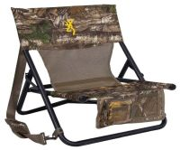 Hunting Chair Ground Blind Seat Portable Folding Compact ...