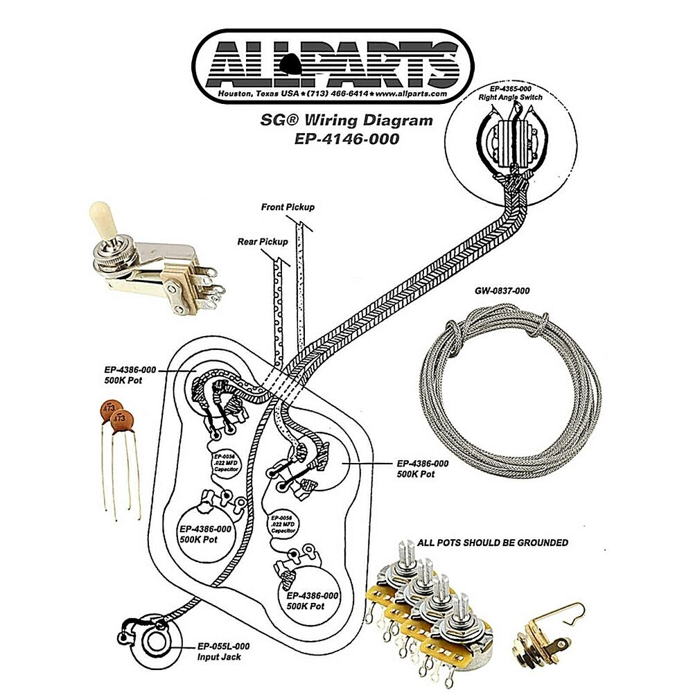hight resolution of details about wiring kit for sg