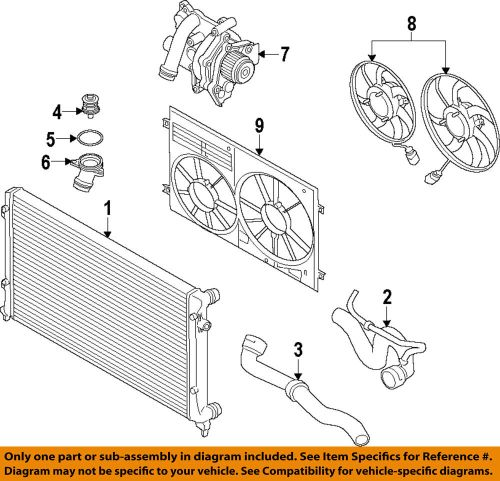 small resolution of 2013 audi a4 cooling system diagram