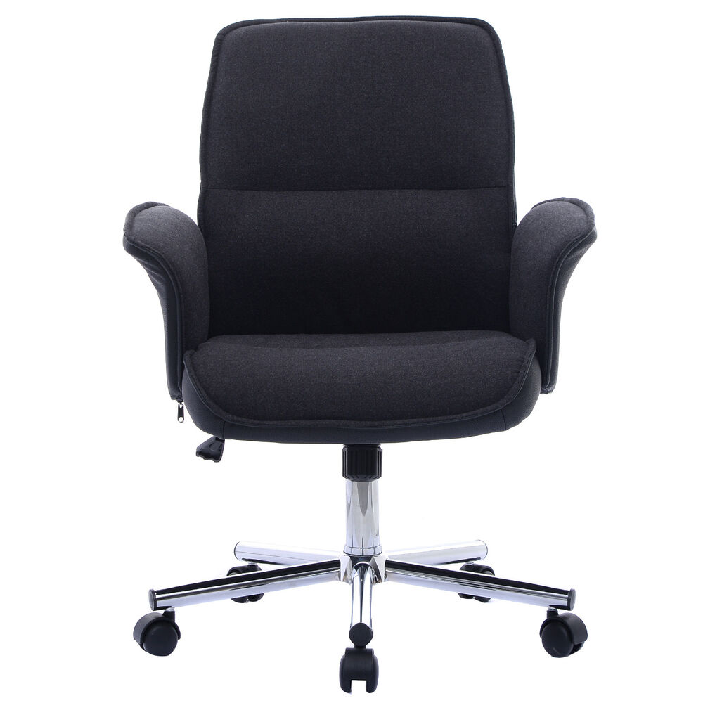 New Adjustable Office Chair Accent Computer Desk Task Mid
