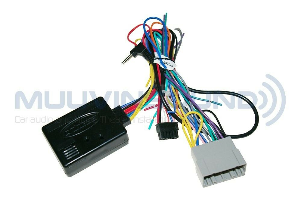 2010 Dodge Ram 1500 Stereo Wiring Harness
