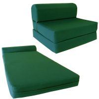 HUNTER SLEEPER CHAIR FOLDING FOAM BEDS, 6 X 36 X 70
