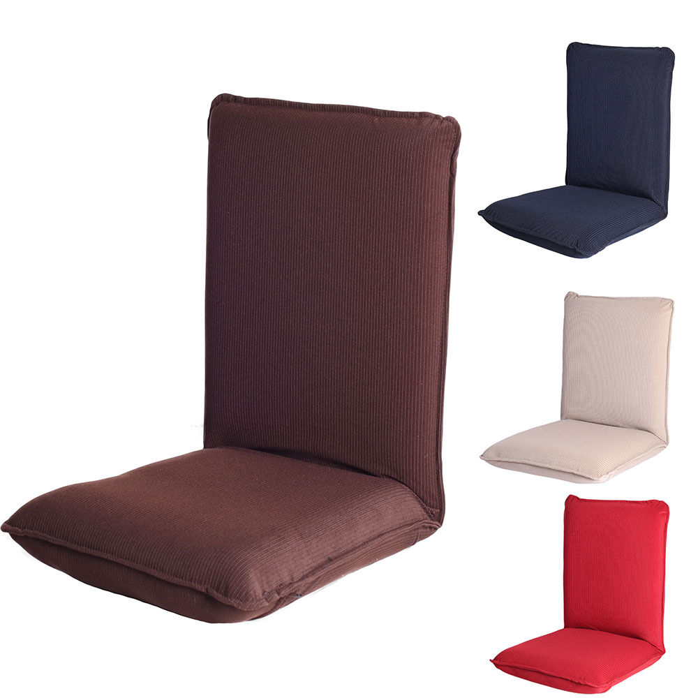 Folding Sofa Floor Chair Polyester Adjustable FivePosition Tatami Bed Sleeper  eBay