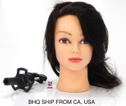 "18"" cosmetology mannequin head"