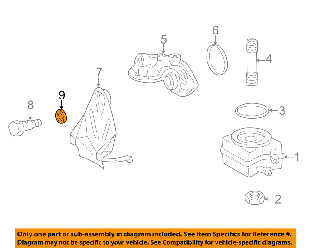hight resolution of details about audi n0438541 engine oil drain plug gasket