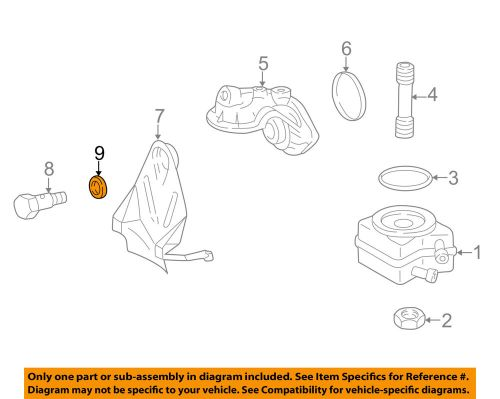 small resolution of details about audi n0438541 engine oil drain plug gasket