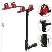 Bike Rack 2 Bicycle Hitch Mount Carrier Car Truck Auto 2