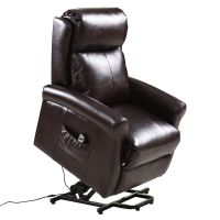 Electric Power Lift Chair Recliners Chair Remote Living ...