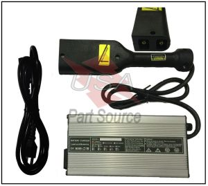 36 Volt Battery Charger Golf Cart 36V Charger For Ez Go Club Car DS EZgo TXT NEW | eBay