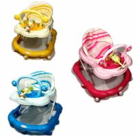 Baby Walker First Steps Activity Bouncer Musical Toy Push ...