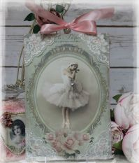 """Vintage """"Mademoiselle..."""" Shabby Chic Style ~ Country ..."""
