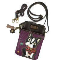 Chala Crossbody Cell Phone Purse Handbags- Pet Dog's ...