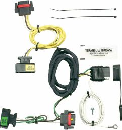 details about trailer wiring harness plug play fits dodge plymouth mitz 42205 [ 1000 x 974 Pixel ]