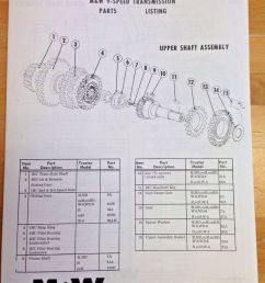 m w gear co 9 speed transmission ih farmall h m super m mta parts farmall 806 parts diagram farmall m trans parts diagram [ 808 x 1000 Pixel ]