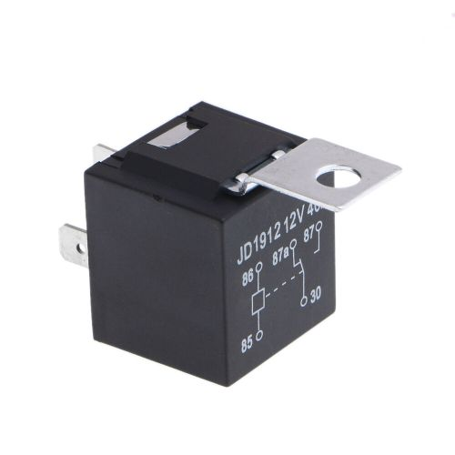 small resolution of details about waterproof car relay 40a 4pin automotive fuse relay normally open dc 12v