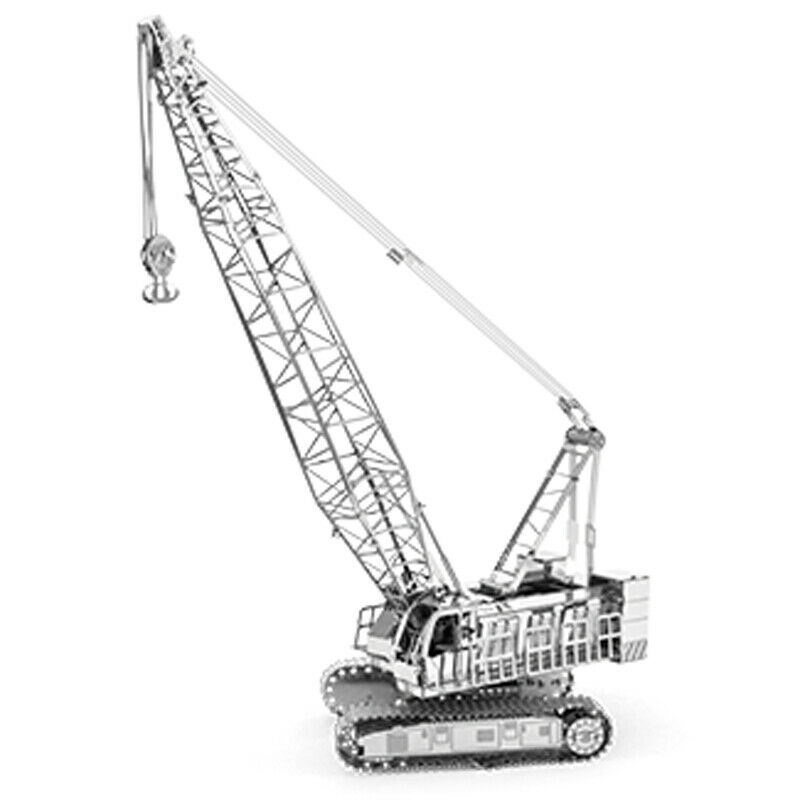 Metal Earth Crawler Crane BYO Build Your Own 3D Model