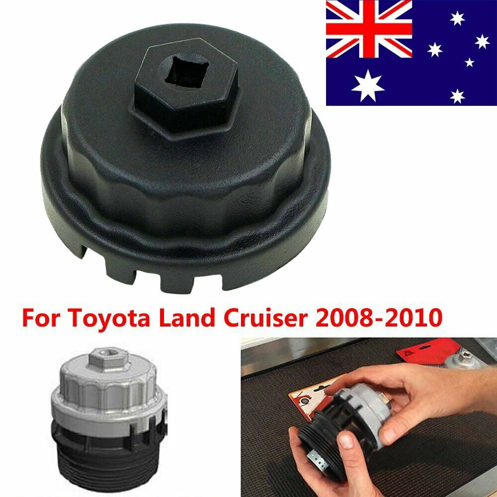 medium resolution of oil filter wrench cap socket housing tool removal for toyota land cruiser 08 10