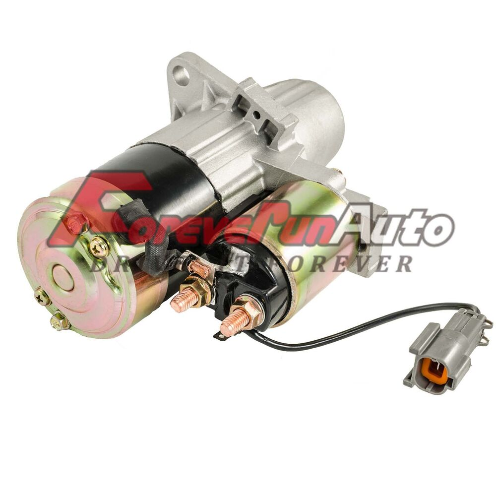 hight resolution of details about new starter for nissan 200sx nx sentra 1 6l 17688