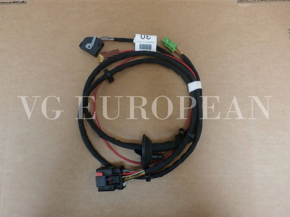 Mercedes Trailer Wiring