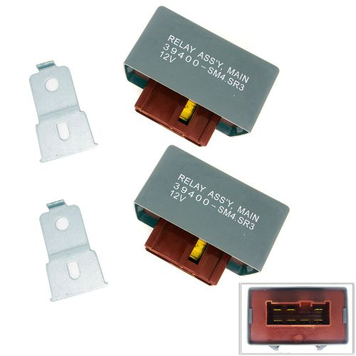 small resolution of details about 2 x fuel pump main relay for acura integra 94 2001 honda civic del sol 92 2000