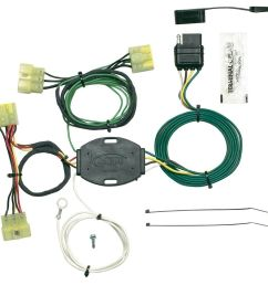 details about trailer wiring harness plug play fits 98 02 kia sportage 43915 [ 1000 x 938 Pixel ]