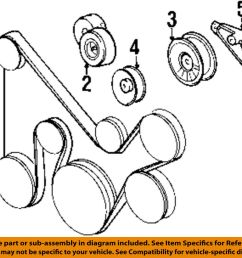 details about chrysler oem engine timing chain guide 4612894ag [ 1000 x 846 Pixel ]