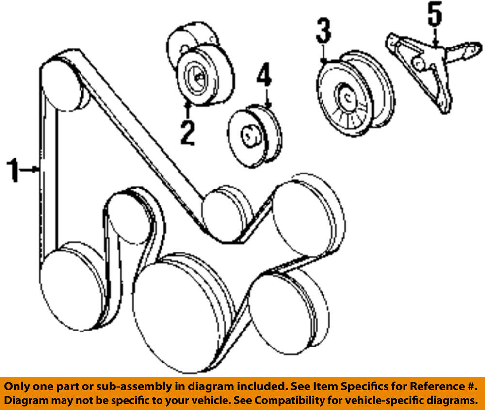 medium resolution of details about chrysler oem engine timing chain guide 4612894ag