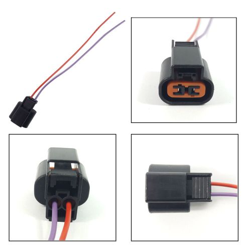 small resolution of details about japanese car parking signal extension wiring harness loom 2 pin connector