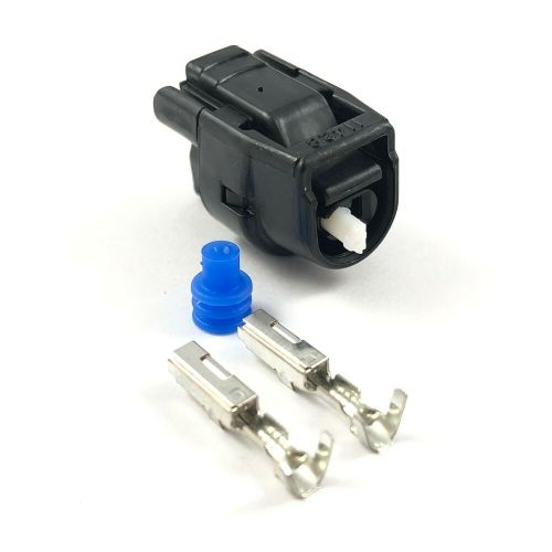 small resolution of details about toyota 1 pin water temp gauge sender connector plug clip kit 90980 11428