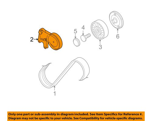 small resolution of details about audi oem 04 09 s4 serpentine drive fan belt tensioner 079903133r